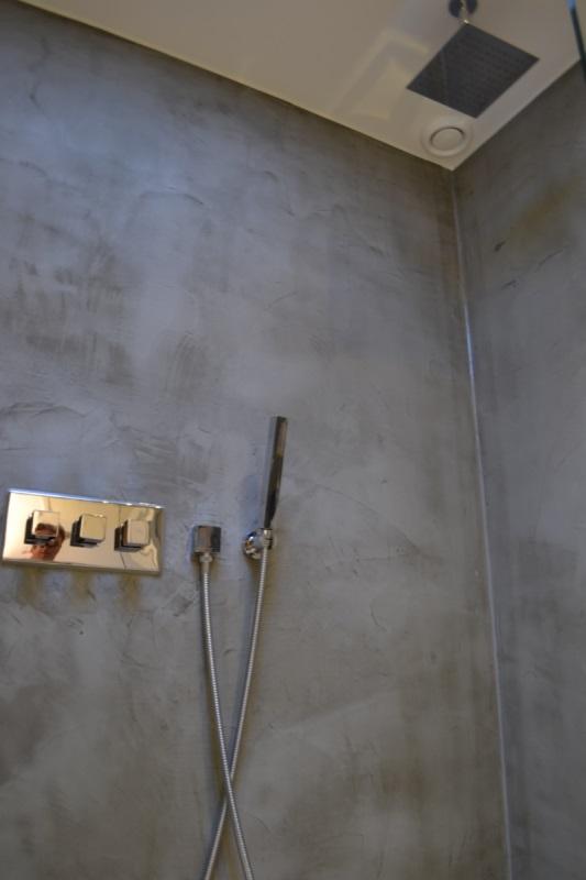 Badkamer beton cir in den haag beton cir centrum - Beton cire millimetrique ...