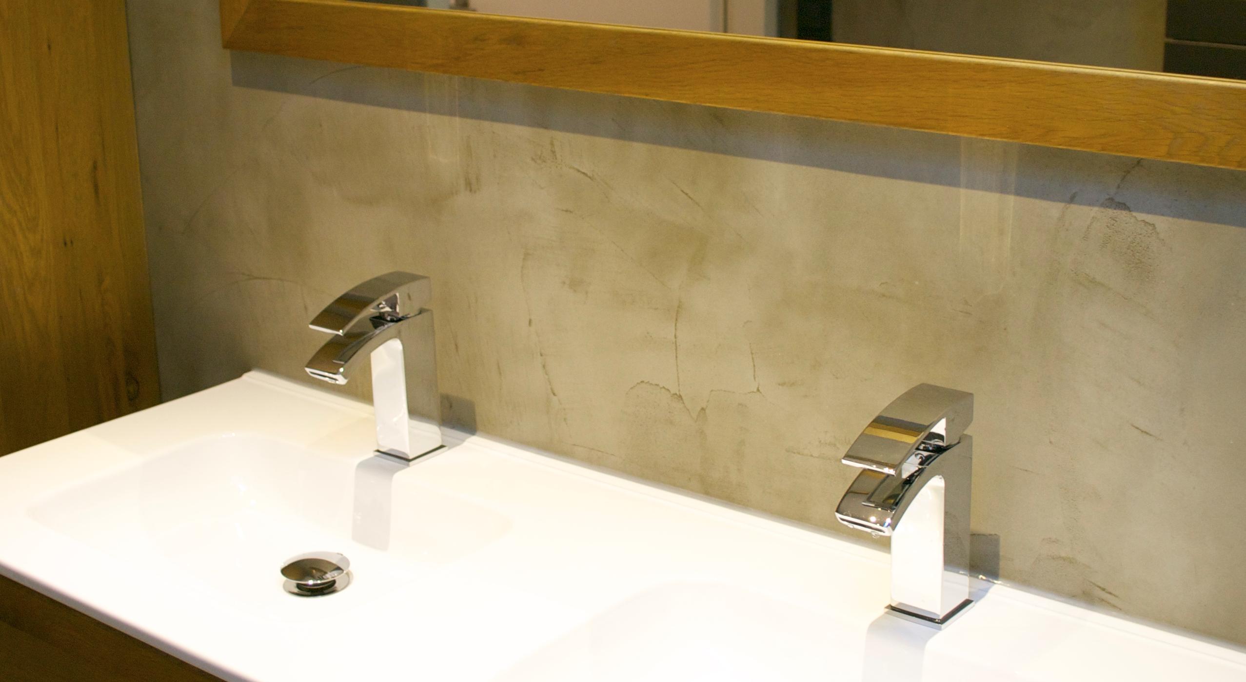 Beton Cire Keuken : Beton ciré in badkamer en keuken prijzen ervaringen grijze ciré