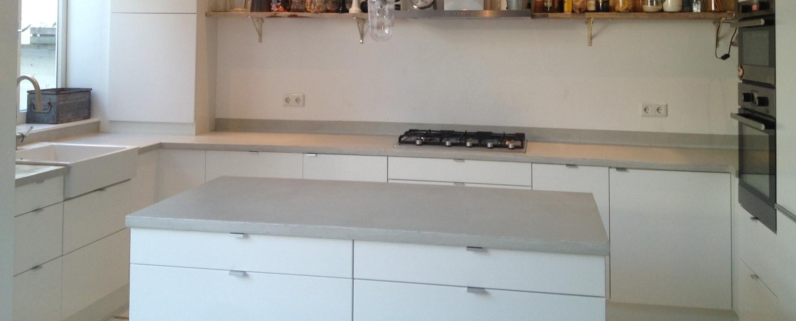 Beton Keuken Kosten : Beton Cire keuken jpeg – Beton Cir? Centrum